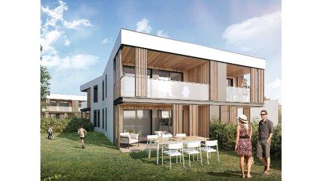 Appartement neuf L'Écho investissement loi Pinel à Caluire-et-Cuire