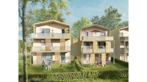 Appartement neuf Les Naturelles investissement loi Pinel à Tassin-la-Demi-Lune