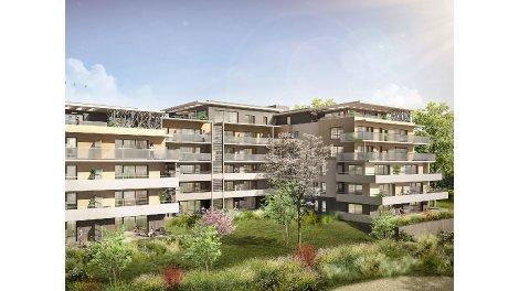 Appartement neuf L'Opaline investissement loi Pinel à Ferney-Voltaire