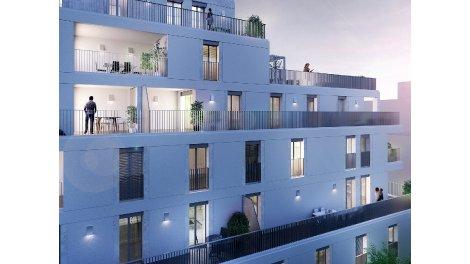 Appartement neuf Maestro investissement loi Pinel à Villeurbanne