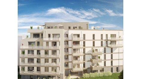 Appartement neuf Sweet Garden à Lyon 7ème