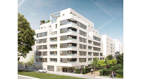 Appartement neuf Uni'Vert 7 à Lyon 7ème
