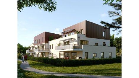 Appartement neuf Vert'Écrin investissement loi Pinel à Saint-Cyr-au-Mont-d'Or