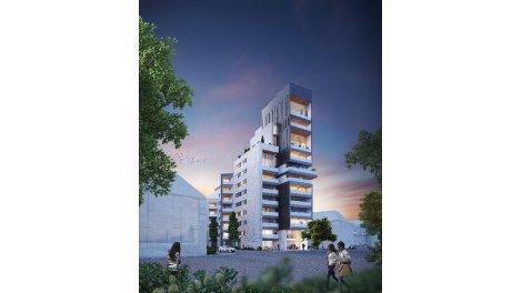Appartement neuf L'Alcazar investissement loi Pinel à Saint-Louis