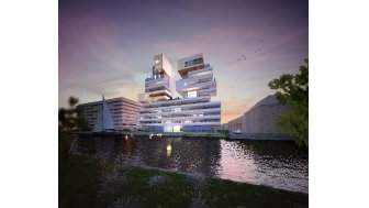 Appartements neufs L'Almaleggo investissement loi Pinel à Mulhouse