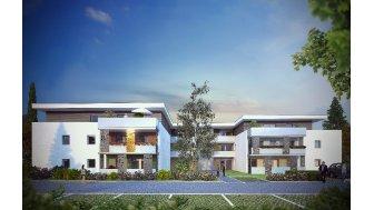 Appartements neufs Les Allees de Klimt investissement loi Pinel à Illzach