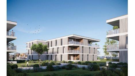 Appartements neufs Les Jardins d'Orane investissement loi Pinel à Village-Neuf