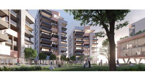 Appartement neuf Les Jardins Republique à Colmar