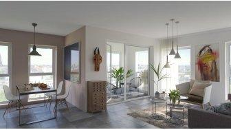 Appartements neufs Escape investissement loi Pinel à Strasbourg