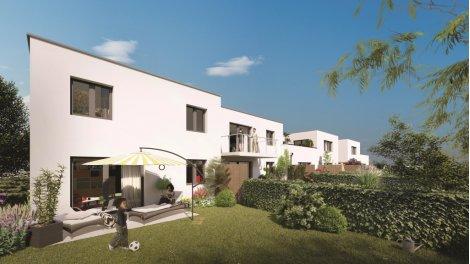Appartement neuf Les Aquarelles à Fegersheim