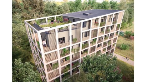 Appartement neuf Côté Prairie à Illkirch-Graffenstaden
