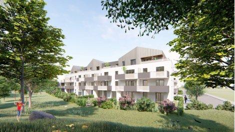 immobilier neuf à Mundolsheim
