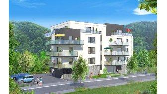 Appartements neufs Les Terrasses du Vignoble à Thann