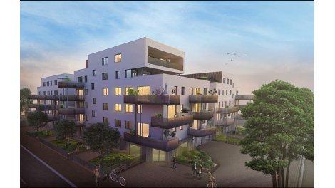 Appartement neuf Le Jouvence à Strasbourg