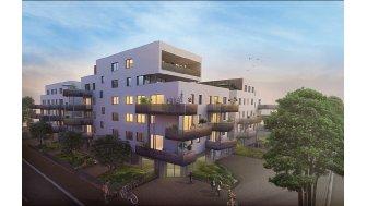 Appartements neufs Le Jouvence à Strasbourg