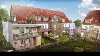 Appartements neufs Les Tournesols à Breuschwickersheim