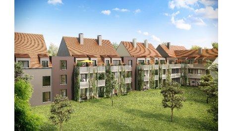 Appartement neuf Le Clos des Remparts à Wissembourg