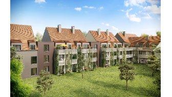 Appartements neufs Le Clos des Remparts à Wissembourg