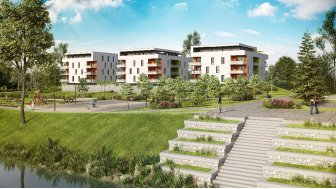 Appartements neufs Panorama investissement loi Pinel à Cernay