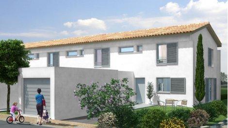 Maisons neuves Résidence Villa Trévise à La Salvetat-Saint-Gilles