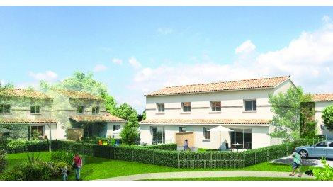 Maisons neuves Résidence Bastide à Longages
