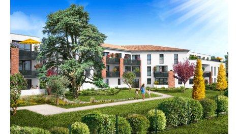 Appartement neuf Résidence le Cèdre à Toulouse