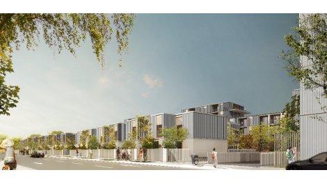 Maisons neuves Les Villas de Danae à Beauzelle