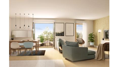 Appartement neuf Abélia à Bry-sur-Marne