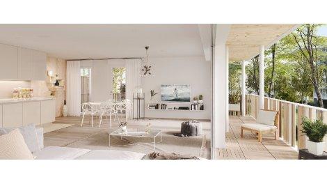 Appartement neuf Althea investissement loi Pinel à Vélizy-Villacoublay