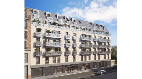 Appartement neuf Filao à Clichy