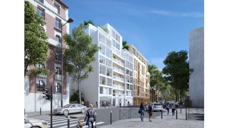 Appartement neuf Hoya à Issy-les-Moulineaux