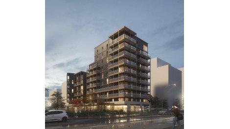 Appartement neuf Idesia éco-habitat à Saint-Denis