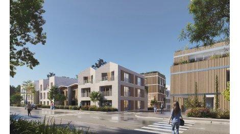 Appartement neuf Persea éco-habitat à Noisy-le-Grand