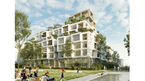 Appartement neuf Petraea éco-habitat à Rueil-Malmaison