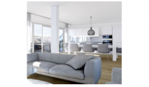 Appartements neufs Le Centrium investissement loi Pinel à Vaulx-en-Velin