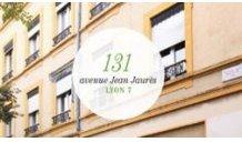 Appartements neufs 131 Avenue Jean Jaurès à Lyon 7ème