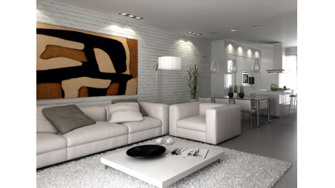 Appartement neuf Le Général investissement loi Pinel à Caluire-et-Cuire