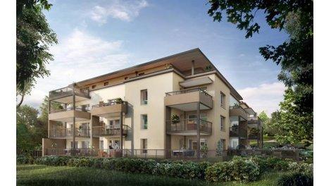 Appartement neuf Esprit Contamine investissement loi Pinel à Contamine-sur-Arve