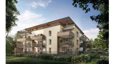 Appartement neuf Esprit Contamine à Contamine-sur-Arve