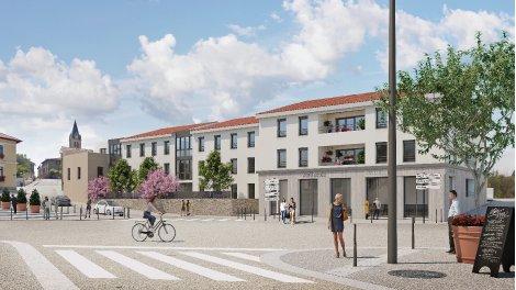 Appartement neuf Tendance Dardilly investissement loi Pinel à Dardilly