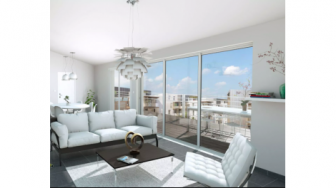 Appartements neufs Esprit Ecully investissement loi Pinel à Écully