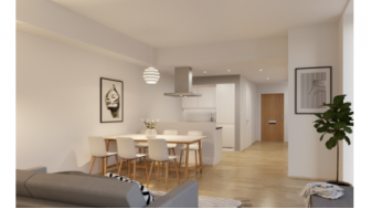 Appartements neufs Cosy Gaillard investissement loi Pinel à Gaillard