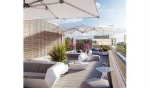 Appartements neufs Les Jardins du 3ème investissement loi Pinel à Lyon 3ème