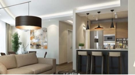 Appartement neuf Blue 3ème investissement loi Pinel à Lyon 3ème