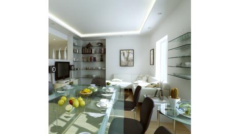 Appartement neuf Esprit'Ouest investissement loi Pinel à Lyon 4ème
