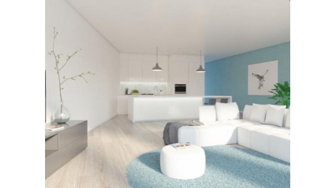 Appartement neuf Cap Jaurès investissement loi Pinel à Lyon 7ème