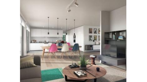 Appartement neuf Espace Lyon 9 investissement loi Pinel à Lyon 9ème