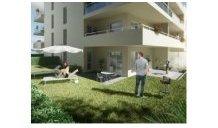 Appartements neufs Le Parc Monplaisir investissement loi Pinel à Lyon 8ème
