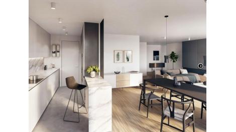 Appartement neuf Esprit Tessy investissement loi Pinel à Metz-Tessy