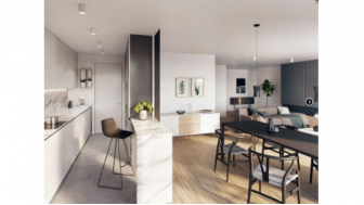 Appartements neufs Esprit Tessy investissement loi Pinel à Metz-Tessy